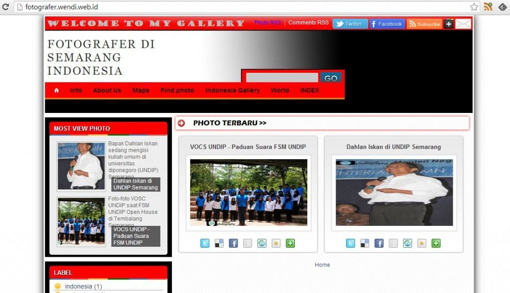 website fotografer di semarang inginwebsite-com