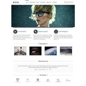 jasa-pembuatan-website-blog-personal-pribadi-jakarta-AXA-theme