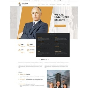 jasa-pembuatan-website-potfolio-portofolio-jakarta-Defender-wp-theme