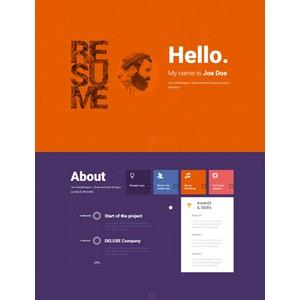 jasa-pembuatan-website-potfolio-portofolio-jakarta-Resume-wp-theme