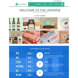 jasa-pembuatan-website-potfolio-portofolio-jakarta-Universe-theme