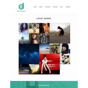 jasa-pembuatan-website-potfolio-portofolio-jakarta-Vulcano-theme