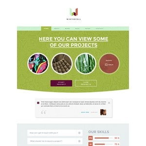 jasa-pembuatan-website-potfolio-portofolio-jakarta-Winterfell-theme