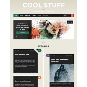jasa-pembuatan-website-blog-personal-pribadi-jakarta-Cool-Stuff-theme