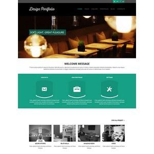jasa-pembuatan-website-blog-personal-pribadi-jakarta-Design-Portfolio-theme