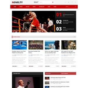 jasa-pembuatan-website-blog-personal-pribadi-jakarta-Novelty-theme