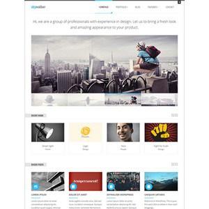 jasa-pembuatan-website-blog-personal-pribadi-jakarta-SkyWalker-theme