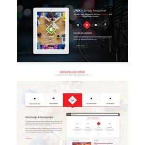 jasa-pembuatan-website-blog-personal-pribadi-jakarta-Unik-wp-theme