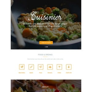 jasa-pembuatan-website-potfolio-portofolio-jakarta-Cuisinier-wp-theme