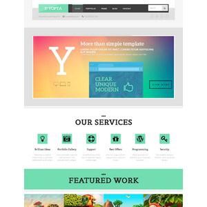 jasa-pembuatan-website-potfolio-portofolio-jakarta-Yopta-theme
