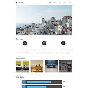 jasa-pembuatan-website-potfolio-portofolio-jakarta-Zoomy-theme1
